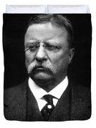 Teddy Roosevelt Duvet Cover