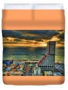 Tel Aviv Lego Duvet Cover