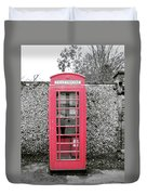 Telephone Duvet Cover