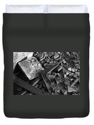 Tell Me A Story Duvet Cover