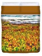 Temecula Vineyard Duvet Cover