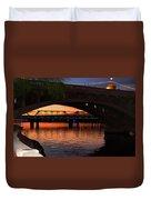 Tempe Bridges Duvet Cover