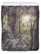 Temperate Rainforest Canopy Duvet Cover