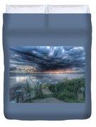 Tempest Knob 9-30-17 Duvet Cover