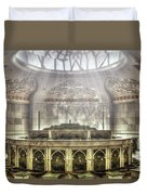 Temple Washroom Duvet Cover