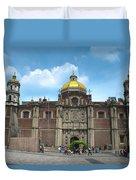 Templo Expiatorio A Cristo Rey - Mexico City Duvet Cover