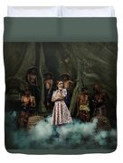 Temptation Duvet Cover