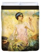Tempting Sweets 1924 Duvet Cover