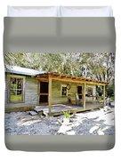 Tenant House Duvet Cover
