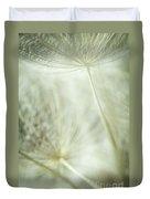 Tender Dandelion Duvet Cover