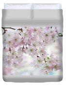 Tender Spring Pastels Duvet Cover