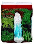 Tenn. State Falls Se Duvet Cover