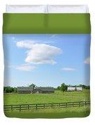Tennessee Farm Duvet Cover
