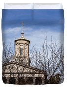 Tennessee State Capitol Building Duvet Cover
