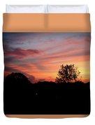 Tennessee Sunset 305 Duvet Cover