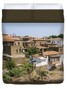 Tepekoy Village Duvet Cover
