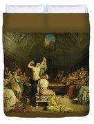 Tepidarium Duvet Cover