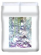 Teplice Duvet Cover by Dana Patterson