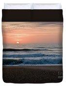 Tequila Sunrise Duvet Cover