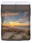 Terrapin Park Sunset Duvet Cover
