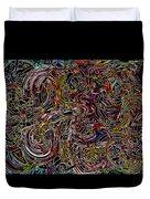 Terrible Beautiful Tangle Duvet Cover