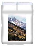Teton Colors Duvet Cover