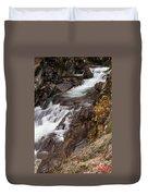 Teton Falls Duvet Cover