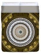 Texas Capitol Dome Duvet Cover