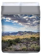 Texas Landscapes #3 Duvet Cover