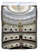 Texas State Capital  Duvet Cover