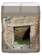 Textural Antiquities Herculaneum Four Duvet Cover