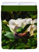 Textured Nature Duvet Cover