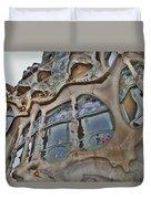 Textures. Gaudi. Modern Style. Duvet Cover