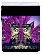 Tha 2piece Kitty Duvet Cover