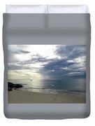 Thai Beach Duvet Cover