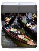 Thai Village 2 Duvet Cover
