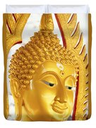 Thailand, Pathom Thani Duvet Cover