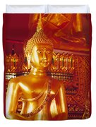 Thailand, Pathum Thani Wa Duvet Cover