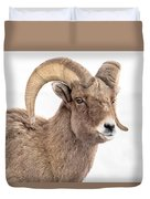 That Handsome Ram Duvet Cover