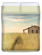 That Train Don't Stop Here Anymore Duvet Cover