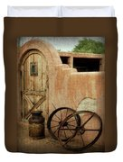 The Western Style Duvet Cover
