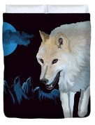 That Wolf Duvet Cover