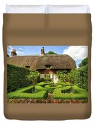 Thatched Cottages In Chawton 7 Duvet Cover