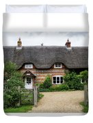 Thatched Cottages Of Hampshire 11 Duvet Cover