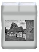 Thatched Cottages Of Hampshire 13 Duvet Cover