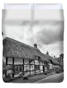 Thatched Cottages Of Hampshire 15 Duvet Cover