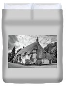 Thatched Cottages Of Hampshire 17 Duvet Cover