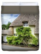 Thatched Cottages Of Hampshire 19 Duvet Cover