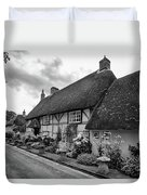 Thatched Cottages Of Hampshire 22 Duvet Cover
