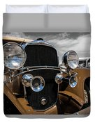 The 32 Chevy Confederate Deluxe Duvet Cover